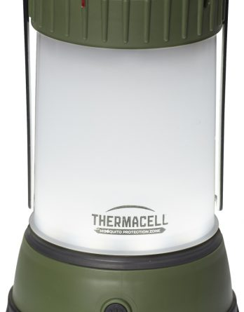 Campinglampa/Myggskydd Thermacell LED