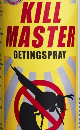 Getingspray KillMaster, 400 ml