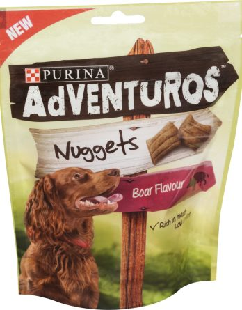 Hundgodis Purina Adventuros Nuggets, 90 g