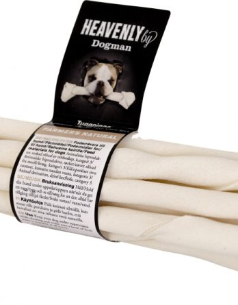 Tuggpinne Heavenly Natural 25 cm, 10-pack