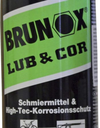 Vapenolja Brunox Spray, 400 ml