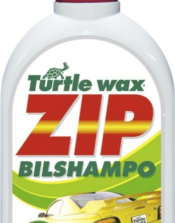 Biltvätt Turtle Zip Bilshampo, 500 ml