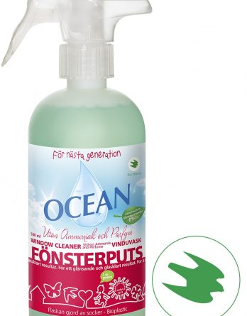 Fönsterputs Ocean Spray, 0,5 l