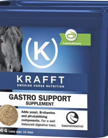 Fodertillskott Krafft Gastro Support, 500 g