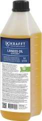 Fodertillskott Krafft Linseed Oil, 1 L
