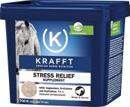 Fodertillskott Krafft Stress Relief, 700 g