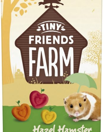 Gnagargodis Tiny Friends Farm Hazel Hamster Lovelies Frukt, 120 g