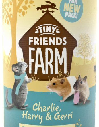 Badsand Tiny Friends Farm Gnagare, 1,5 l