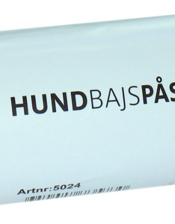 Bajspåse Four Friends 50-pack, Cerise