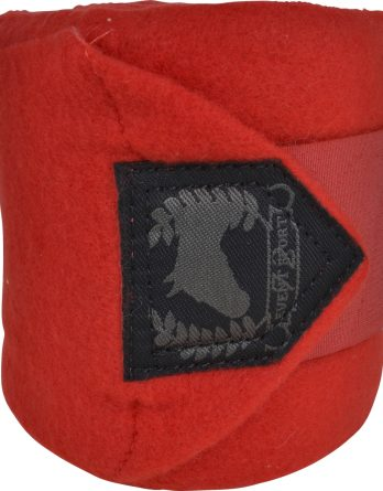 Bandage Fleece 4 m, 4-pack