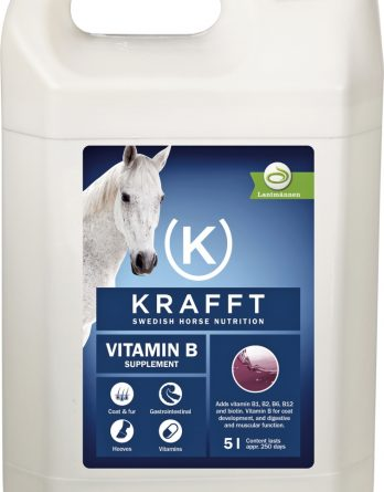 Fodertillskott Krafft Vitamin B, 5 l