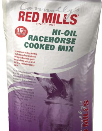 Hästfoder Red Mills Hi-Oil Racehorse Cooked Mix, 20 kg