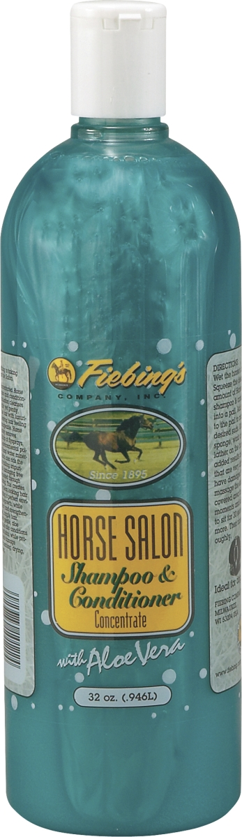 Hästschampo Fiebing Horse Salon, 946 ml
