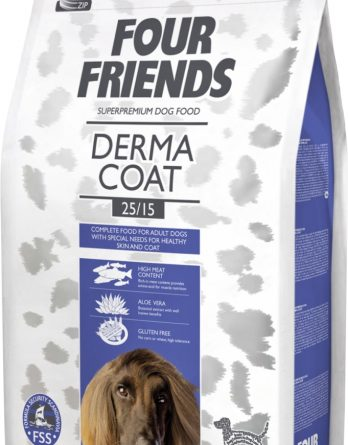 Hundfoder Four Friends Derma Coat, 3 kg