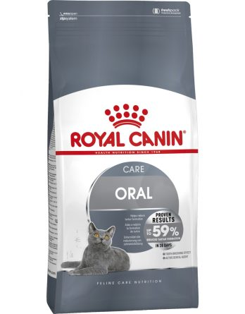 Kattmat Royal Canin Oral Sensitive 30, 8 kg
