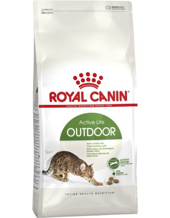 Kattmat Royal Canin Outdoor 30, 4 kg