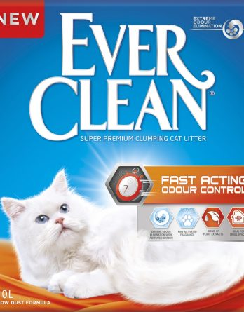 Kattsand Ever Clean Fast Acting, 10 l