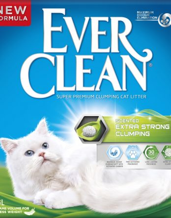 Kattsand Ever Clean Scented Extra Strong Clumping, 6 l