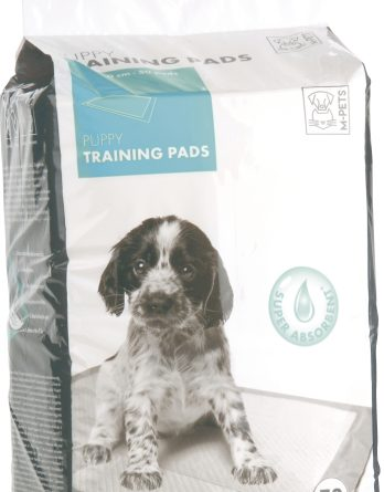Pads M-Pets Puppy Pads Neutral, 50-pack