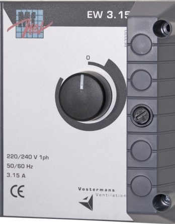 Varvtalsregulator EW 3,15 A