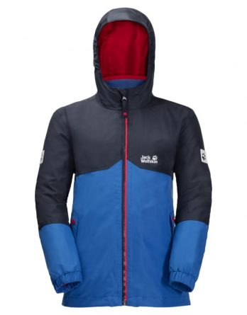 Boy's Iceland 3-in-1 Jacket
