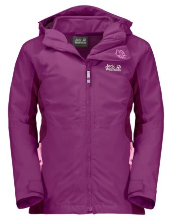 Girl's Grivla 3-in-1 Jacket
