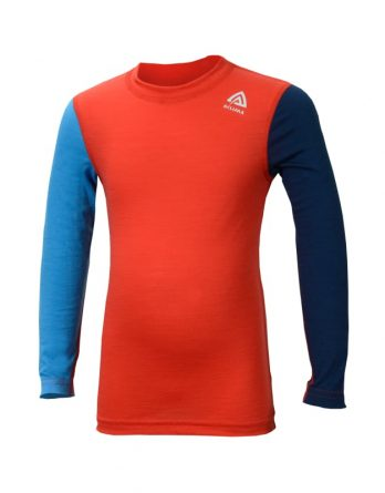 LightWool Crew Neck Shirt Junior