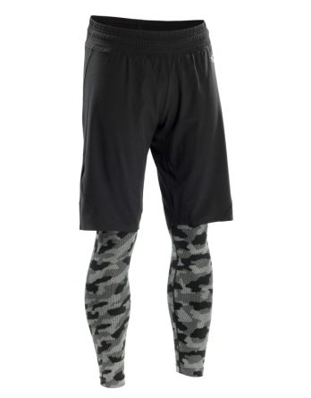 Men's 2-in-1 Running Tights