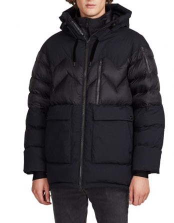 Men's Fat Boy Hybrid Down Parka