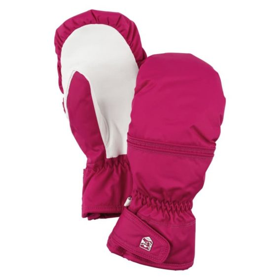 Primaloft Leather Female Mitt