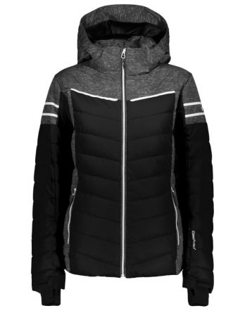 Woman Jacket Zip Hood (38W0746)