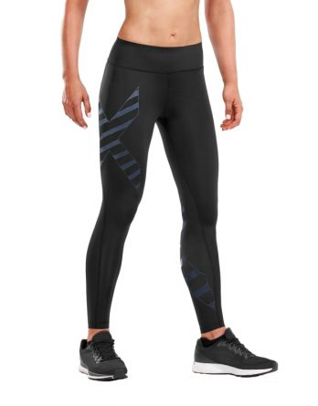Women's Bonded Mid-rise Compression Tights