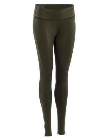 Women's Plain Running Tights