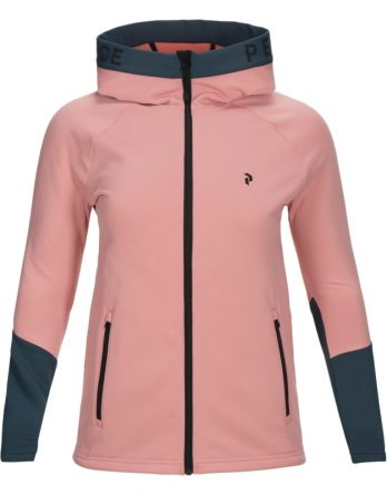 Women's Rider Midlayer Zip-Up Hooded Jacket