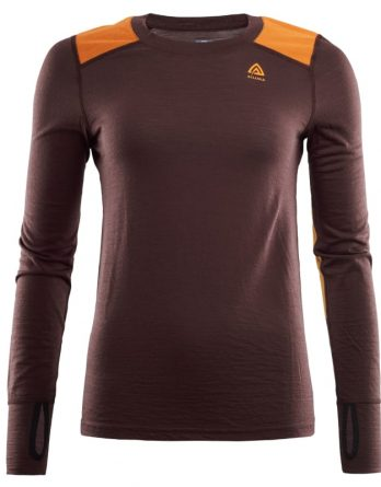 LightWool Reinforced Crew Neck Women