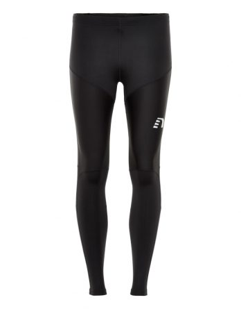 Men's Black Thermal Power Tights