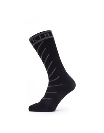 Waterproof Warm Weather Mid Length Sock With Hydro