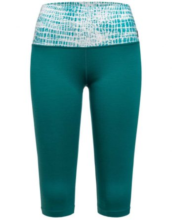 Women's Super 3/4 Tights Printed