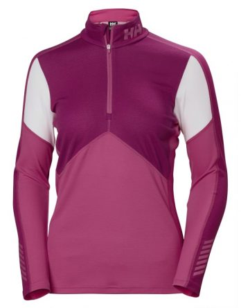 Women's HH Lifa Active 1/2 Zip