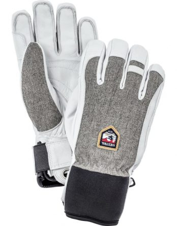Army Leather Patrol - 5 Finger