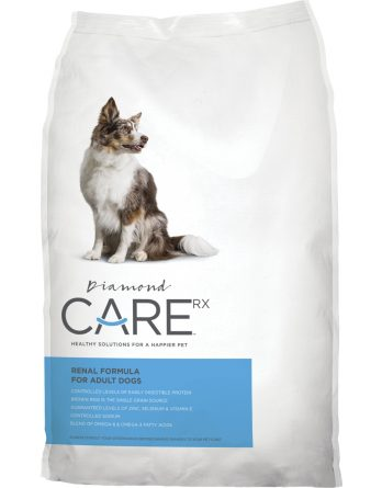 Hundfoder Diamond Care Renal Dog, 3,6 kg