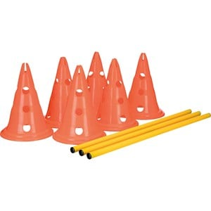 Agility Trixie Hinder set 3-pack